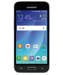 Cricket SAMSUNG GALAXY AMP 2