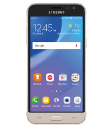 Cricket SAMSUNG GALAXY SOL