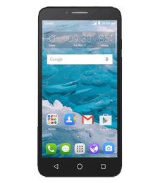 cricket alcatel onetouch flint