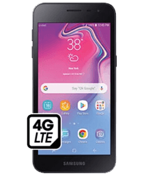 CRICKET SAMSUNG GALAXY J2 PURE