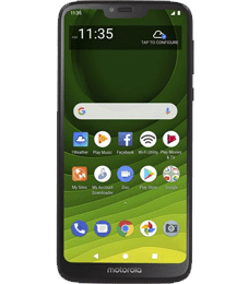 TOTAL WIRELESS moto g7 optimo