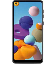 Walmart Family Mobile SAMSUNG GALAXY A21 S215DL