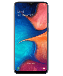 US Cellular SAMSUNG GALAXY A20 SM-A205U